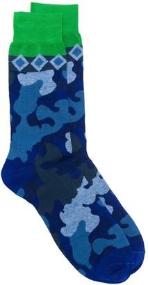 Etro Patterned Socks