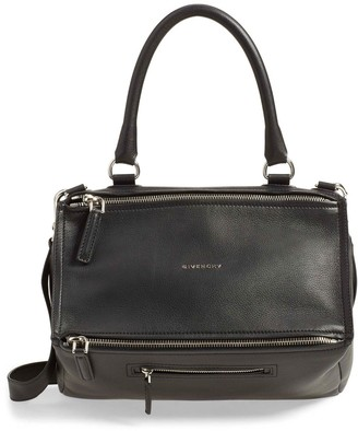 Givenchy 'Medium Pandora' Sugar Leather Satchel