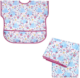 Bumkins Disney Princess Cinderella Junior Bib & Splat Mat