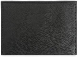 Royce New York Envelope Style Leather Travel Organizer