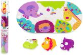 Kushies Jungle Bath Mat and Squirter Set