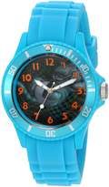 Disney Women's 'The Cheshire Cat' Quartz Plastic Automatic Watch, Color: (Model: W003067)