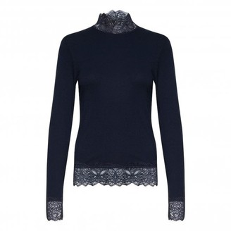 B.young Night 20808964 Toella Lace T Shirt - S