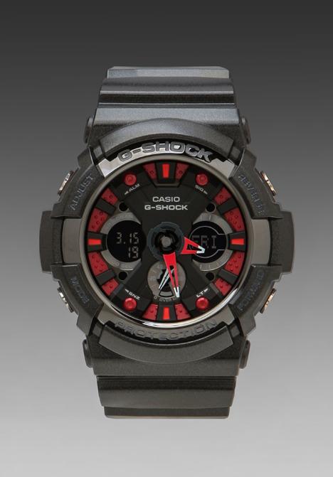 G-Shock GA-200SH-1A