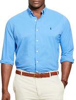 Polo Ralph Lauren Big and Tall Performance Poplin Shirt