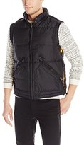 X-Ray Men's Slim Fit Puffer Vest