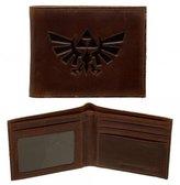 Bioworld Nintendo Zelda Leather Bi-Fold Wallet