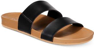 Reef Cushion Bounce Vista Pool Slides Women Shoes