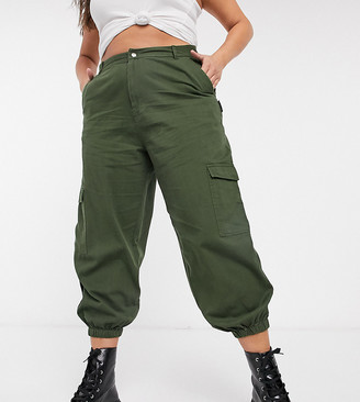 Collusion Plus combat trouser in khaki