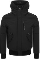 Mackage Dixon Down Bomber Jacket Black