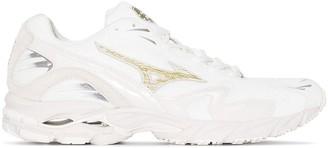Mizuno white Wave Rider 10 sneakers