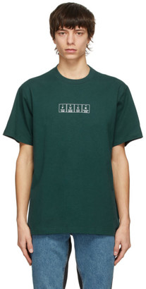 Vetements Green Chemical Logo T-Shirt