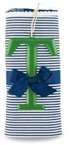 Mud Pie T Cotton Receiving Blanket, Blue by