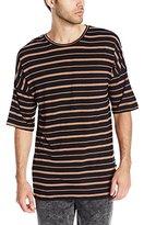 Publish BRAND INC. Men's Edi Stripe Short Sleeve T-Shirt