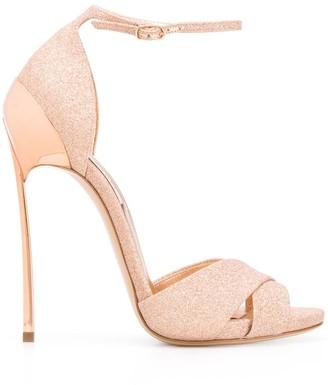 Casadei City 125mm sandals