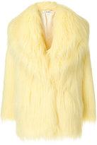Miu Miu faux fur coat
