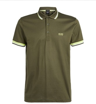 BOSS Cotton Polo Shirt