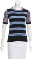 Suno Short Sleeve Sweater
