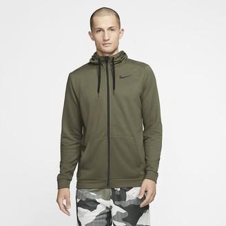 Nike Men's Full-Zip Training Hoodie Dri-FIT