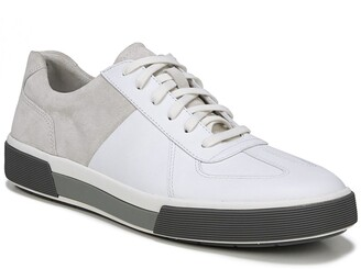 Vince Rogue Lace-Up Low Top Sneaker