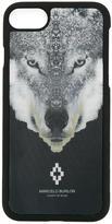 Marcelo Burlon County of Milan Marcos iPhone 7 case - men - Cotton/Polyacrylic - One Size