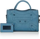 Balenciaga Women's Blackout City Extra-Small Bag