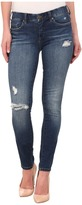 Blank NYC Ripped Skinny Jeans in Blue
