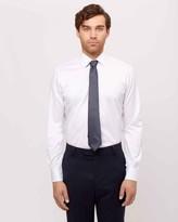 Jaeger Cotton Regular Plain Twill Shirt