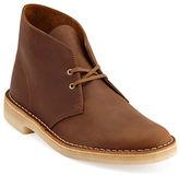 Clarks Desert Leather Chukka Boots