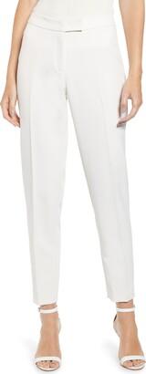 Anne Klein Slim Stretch Woven Pants