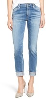Citizens of Humanity Women's Jazmin Crop Straight Leg Jeans