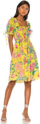 Banjanan Fox Glove Mini Dress