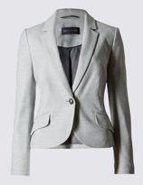 Marks and Spencer PETITE 1 Button Blazer