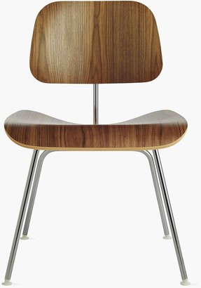 Design Within Reach Eames Molded Plywood Dining Chair Metal Base (DCM)