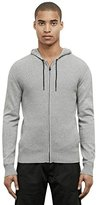 Kenneth Cole New York Men's Mesh Full Zip Hood