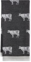 Williams-Sonoma Jacquard Animal Towel, Cow