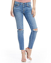 James Jeans Mid Rise Ankle Skinny Jeans