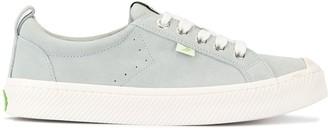 Cariuma OCA Low Ash Blue Suede Sneaker