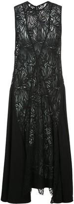 Proenza Schouler Lace Sleeveless Dress