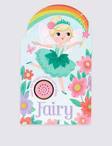 Marks and Spencer Fairy Single Sound Book