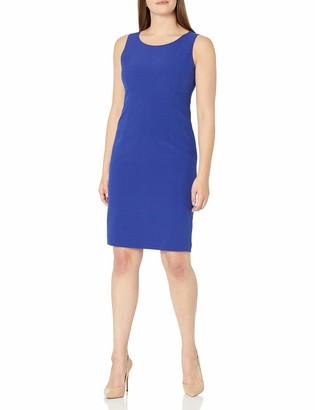 Kasper Women's Crepe Sheath Dress