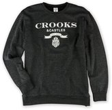 Crooks & Castles Mens The Thuxury Sweatshirt 2Xl