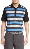 Cutter & Buck Men's 'Perspective' Drytec Golf Polo