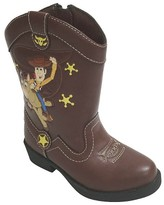 Toy Story Disney® Toddler Boys' Western Boots - Brown