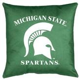 NCAA Michigan State Locker Room Pillow