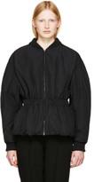 Isabel Marant Black Dex Bomber Jacket