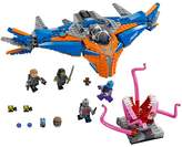 Lego Super Heroes Marvel Guardians of the Galaxy The Milano vs. The Abilisk 76081