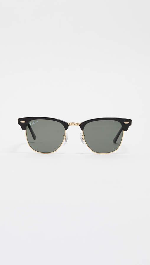 c2d7d5a26b2a0 Ray Ban Clubmaster Sunglasses Black - ShopStyle Canada