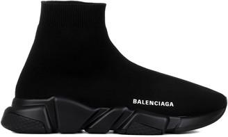 Balenciaga Balengiaga Black Speed Lt Sneakers