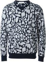 Tim Coppens 'Jacquard Crew' sweater